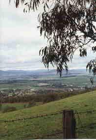 Christmas Hills Via Yarra Glenn